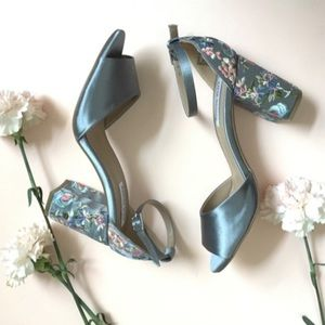 NEW Ankle Strap Heels Size 8